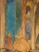 William Timlin; The Favoured Suitor