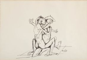 Dumile Feni; The Lovers
