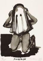 Marlene Dumas; Faceless