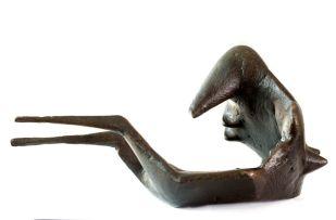 Ezrom Legae; A Reclining Female Form