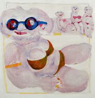 Robert Hodgins; Any Summer, Any Beach