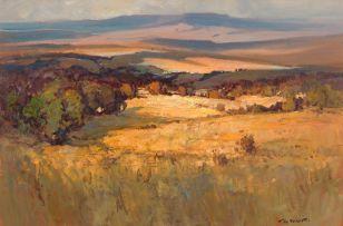 Titta Fasciotti; Extensive Landscape, North Eastern Transvaal