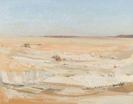 Walter Westbrook; Barren Landscape