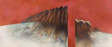 Judith Mason; Abstract Landscape