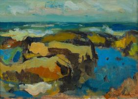 Herbert Coetzee; Rock Pool