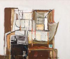 Sidney Goldblatt; Architectural Abstract