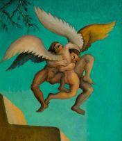 Alexis Preller; Icarus Falling