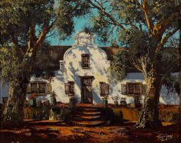 Tinus de Jongh; Welmoed Franschhoek Cape
