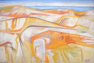 Anna Vorster; Undulating Sands