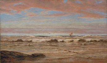 Cathcart William Methven; A Hopeless Dawn