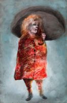 Karin Jaroszynska; The Red Cloak