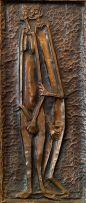 Lucas Sithole; Naked Couple (LS6315)