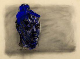 William Kentridge; Drawing for Faustus in Africa!
