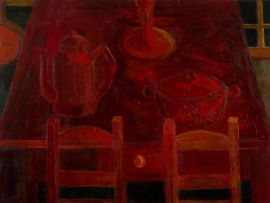 Herman van Nazareth; Red Table