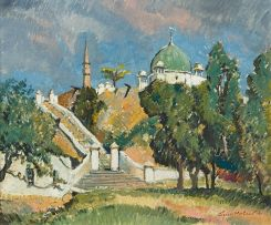 Terence McCaw; Mosque on a Hill