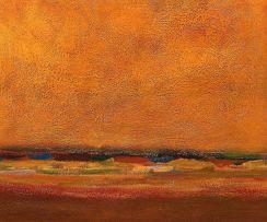 Herman van Nazareth; Abstract Landscape