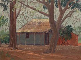 Jacob Hendrik Pierneef; Voortrekkerhuis, Bosveld, Noord Transvaal