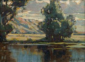 Sydney Carter; Free State Dam