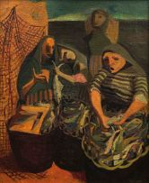 Marjorie Wallace; Fishwives
