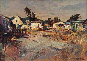 Titta Fasciotti; A Cape Village
