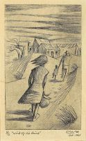 Peter Clarke; Wind op die Duine