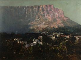 Robert Gwelo Goodman; Dawn on Table Mountain