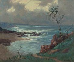 Willem Hermanus Coetzer; Seascape