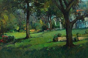 Titta Fasciotti; Garden Landscape
