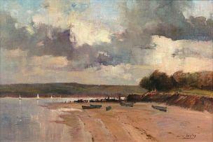 Errol Boyley; Knysna Lagoon