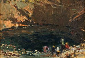 Adriaan Boshoff; The Dark Pool