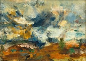 Paul du Toit; Abstract Landscape