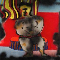 Robert Hodgins; Circus: Strongman