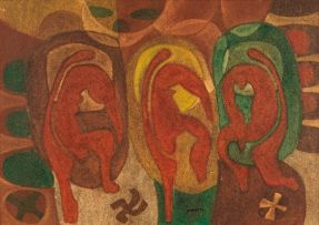 Sydney Kumalo; Three Figures