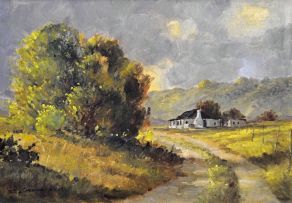 Christiaan Nice; Cape Farmhouse