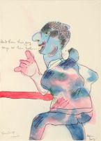 Robert Hodgins; Stand-up Comic