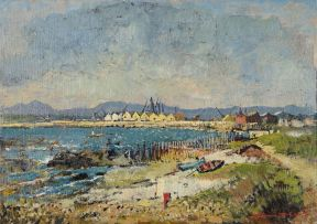 Terence McCaw; St Helena Bay