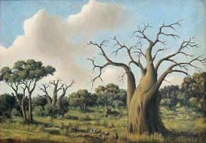 Simon Moroke Lekgetho; Baobabs
