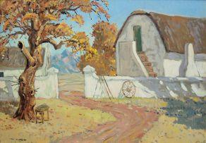 Nils Andersen; Homestead