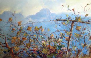Gabriel de Jongh; Cape Vines