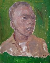 Allerley Glossop; Portrait of a Young Gentleman