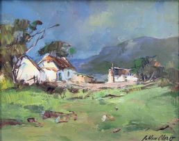 Johannes Oldert; Farm Houses