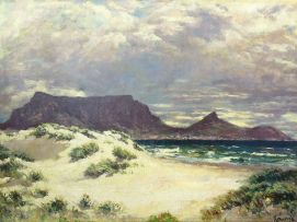 Edward Roworth; Table Mountain from Milnerton