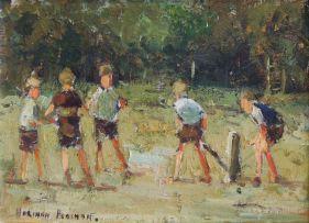 Adriaan Boshoff; The Cricket Match