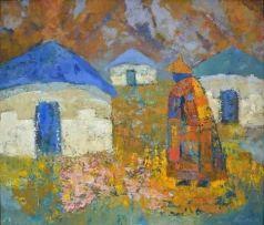 Josef Osser; Lesotho Kraal