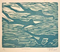 Peter Clarke; Swimmers