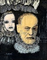Eris Silke; Sigmund Freud and Patient