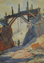 Terence McCaw; The Old Mine