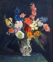 Nita Spilhaus; The Poppy