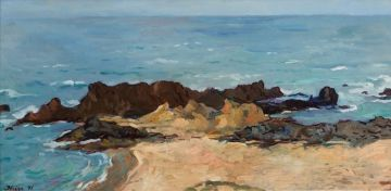 François Krige; Seascape