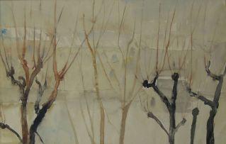 Maud Sumner; Winter Trees
